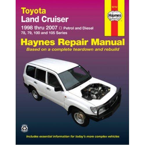 Toyota Landcruiser 200507 by Haynes Publishing