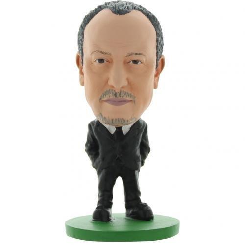 Newcastle United F.C. SoccerStarz Figure Rafa Benitez