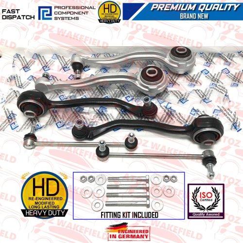 For Mercedes C160 C180 & Kompressor Front suspension upper lower wishbones arms