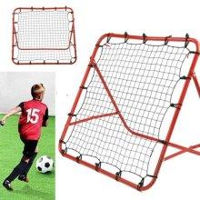 Kids Rebounder Net Ball Kickback Soccer Goal Football Net Training