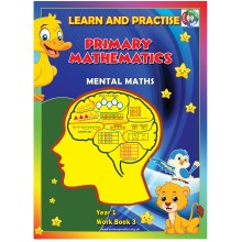 Learn and Practise, Primary Mathematics, Year 1 Workbook 3