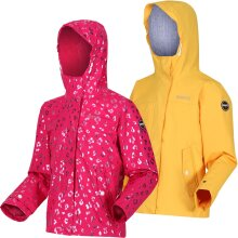 Regatta Kids Childrens Bibiana Waterproof Hooded Outdoor Summer Jacket Coat