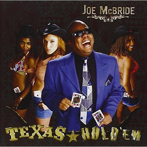 Joe Mcbride - Texas Holdem [CD]