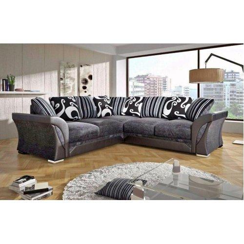 MN Furniture Shannon Corner Sofa