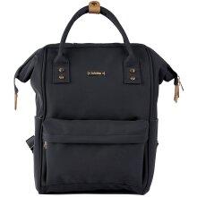 BabaBing Mani Backpack Vegan Leather Blush
