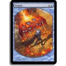 Magic: the Gathering  Negate  Textless Player Rewards  Player Rewards Promos