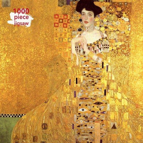Adult Jigsaw Puzzle Gustav Klimt: Adele Bloch Bauer