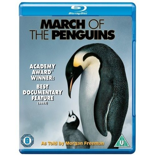 March Of The Penguins Blu-Ray [2007]