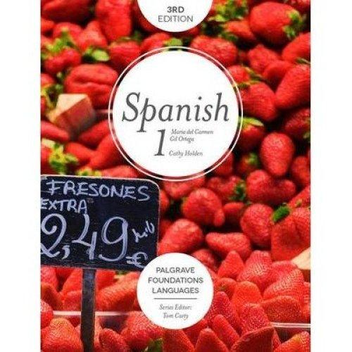 Foundations Spanish: Part 1