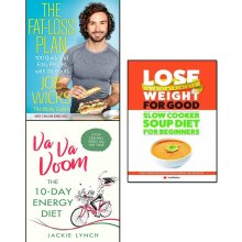 Fat Loss Plan, Va Va Voom, Lose Weight for Good Slow 3 books collection set