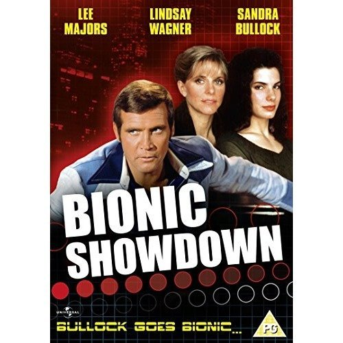 Bionic Showdown DVD [2010]
