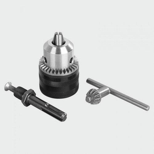 Addax KEY Chuck with Key and SDS Plus Adaptor 13mm