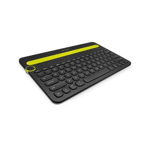 Logitech K480 Keyboard Black - US Layout