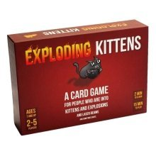 Exploding Kittens Family Card Game