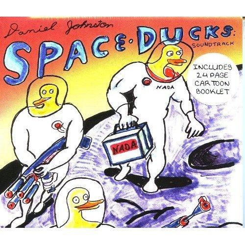Daniel Johnston - Space Ducks [CD]