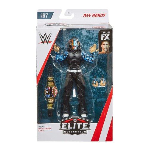WWE Elite - Series 67 - Jeff Hardy Figure