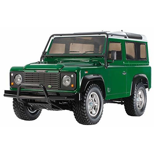 Tamiya 58657 Land Rover Defender 90 - CC01 Radio Controlled Vehicle 1:10 Scale
