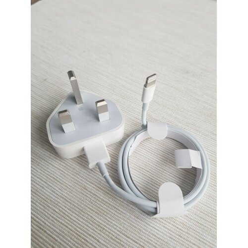 Apple Iphone Charger 5W USB power adapter and fast charging Cable - plug & Cable