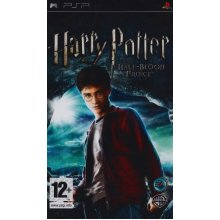 Harry Potter and The Half Blood Prince (PSP)