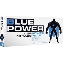 40 Blue Power Erection Strong Pills High Potency Performance Enhancing