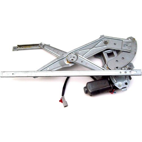 Rover 400 45 MG New Rear Electric Window Motor & Regulator Right Side 400345B