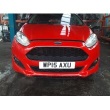 Ford Fiesta Zetec S Mk7.5 2014-2017 Front End Complete RED brqawha - Used