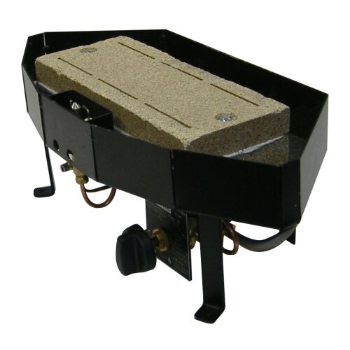 Nu Flame Gas Tray Fire, 16 Inch
