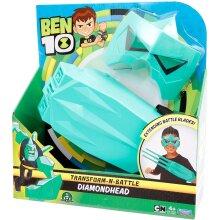 Ben 10 Transform-N-Battle Diamondhead Gauntlet (BEN06000)