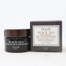 Fresh Black Tea Age-Delay Eye Concentrate  0.5oz/15ml New With Box