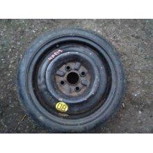 "Toyota Yaris Space Saver Wheel 14"" 115/70/14 4 Stud - Used"