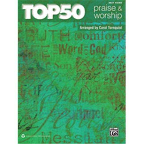 Alfred 00-39442 TOP 50 PRAISE & WORSHIP - EPTORNQUI