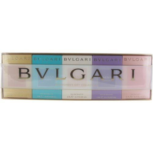 Bvlgari Mini Women's Fragrance Gift Set