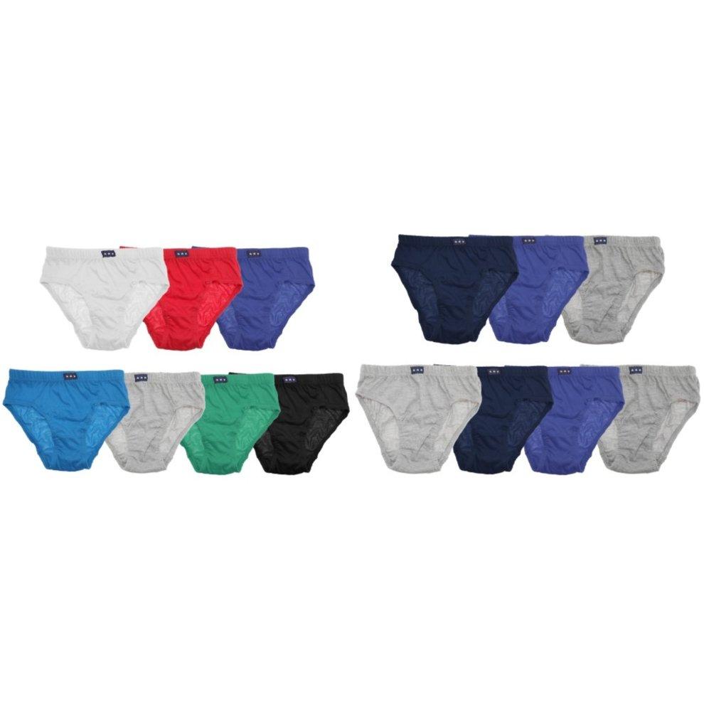 Tom Franks Boys Briefs Underwear 7 Pack