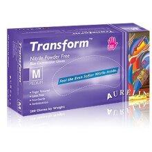 Transform Nitrile Powder-Free Latex-Free Examination Gloves (x200) MEDIUM