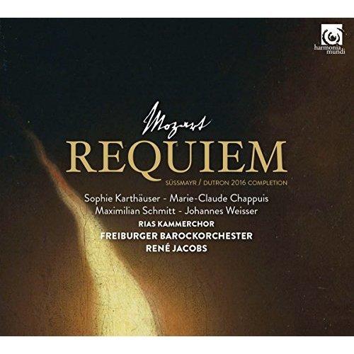 Mozart - Mozart: Requiem [CD]