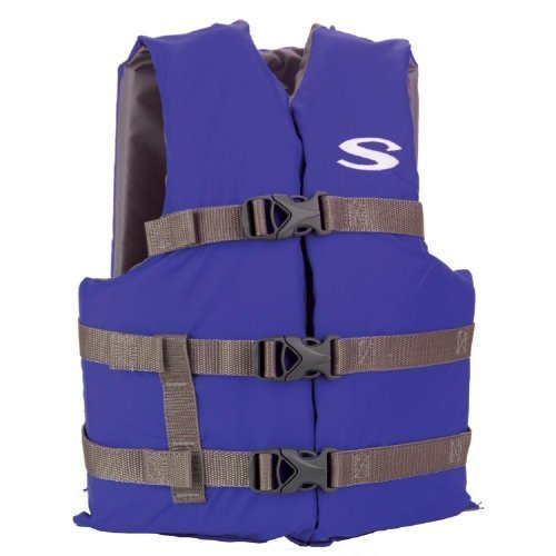 Stearns Adult Classic Series Vest 3000004475 Blue Universal