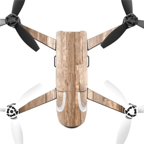 MightySkins PABEBOP2-On The Fence Skin Decal Wrap for Parrot Bebop 2 Quadcopter Drone - On The Fence