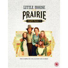 Little House On The Prairie Seasons 1 to 9 DVD [2018] - Used