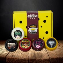 Waxed Truckle Gift Pack - 5 Cheeses