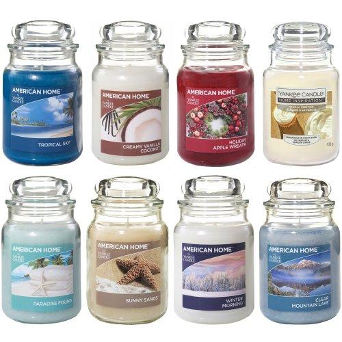 Yankee Candle 'American Home' ScentedLarge Jar Candle- 538g