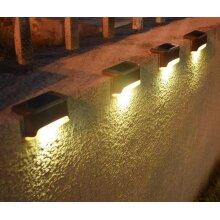 Solar Light Outdoor Courtyard Stair Light