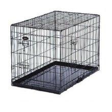 Black Dog Crate   Dog Cage