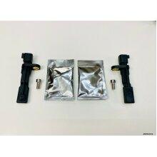 2 x Rear ABS Sensor for Dodge Nitro KA 2007-2011 ABS/KA/001A