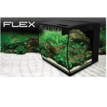 Fluval FLEX Glass Aquarium Kit 57L