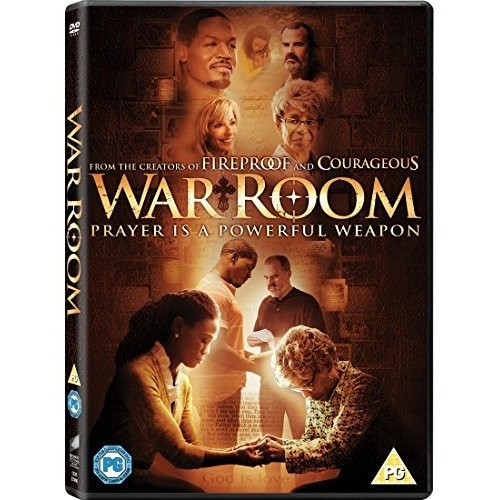 War Room DVD [2016] - Used
