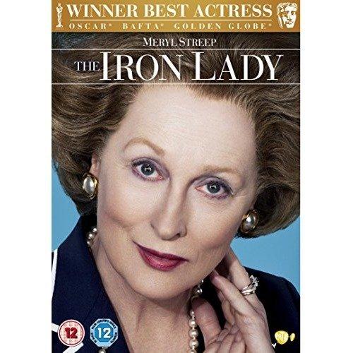 The Iron Lady DVD [2012]
