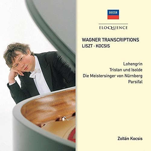 Kocsis Zoltan - Wagner Transcriptions [CD]