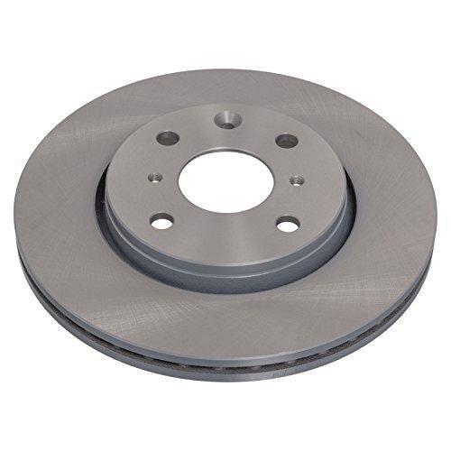 febi bilstein 30636 Brake Disc Set (2 Brake Disc) front, internally ventilated, No. of Holes 4
