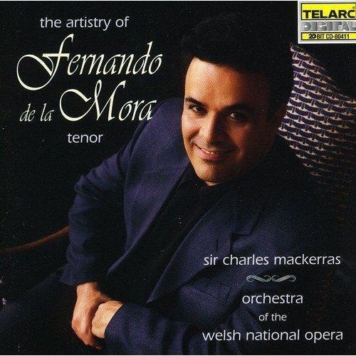 Harles Gounod - the Artistry of Fernando De La Mora [CD]