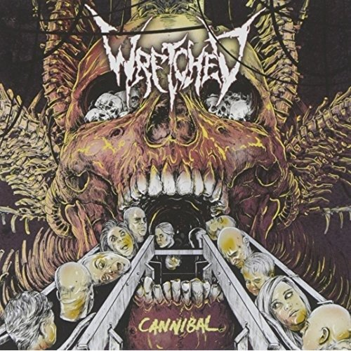 Wretched - Cannibal [CD]